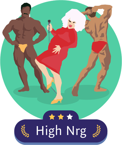 High NRG