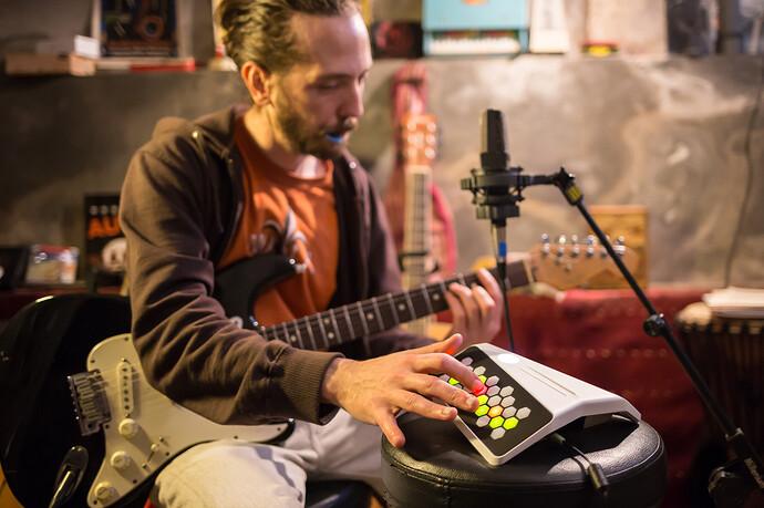 du-touch S deniz guitare